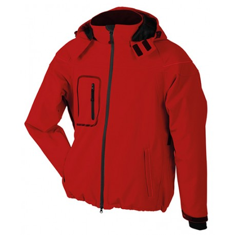 wintervest-in-softshell-voor-heren_rood